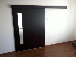 Dvere, zárubne - Posuvné (do stavebného púzdra)