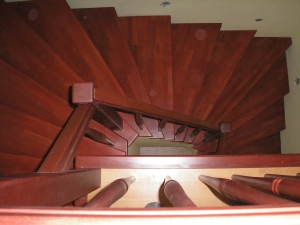 Schody - Obkladanie schodísk